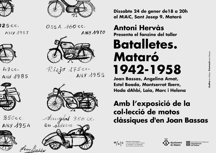 MATARO Antoni hervas